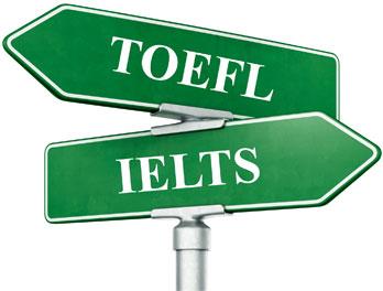 TOEFL IBT veya IELTS HAZIRLIĞI